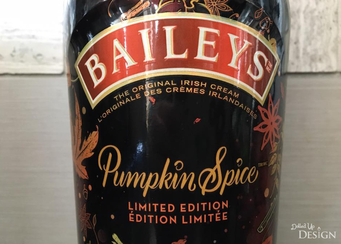 Baileys Irish Cream Limited Edition Pumpkin Spice