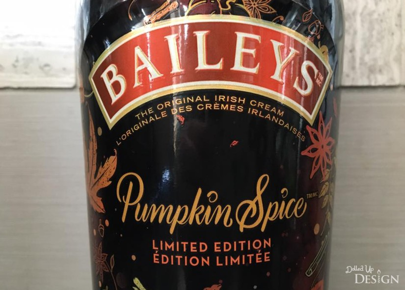 Baileys Irish Cream Limited Edition Pumpkin Spice
