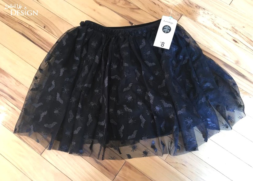 Friday Favorites: George Mesh Tutu Skirt from Walmart