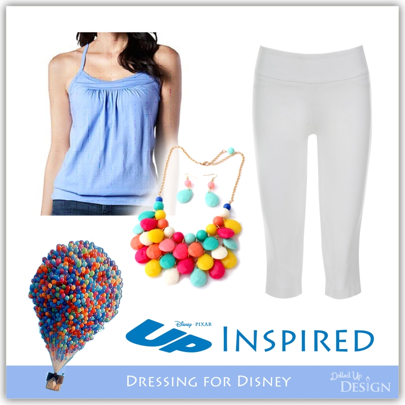 DressingforDisney_Up Inspired