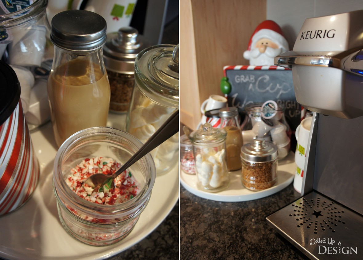 Holiday Hot Cocoa & Coffee Bar