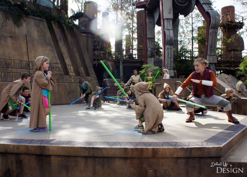 Jedi Training_Disney's Hollywood Studios