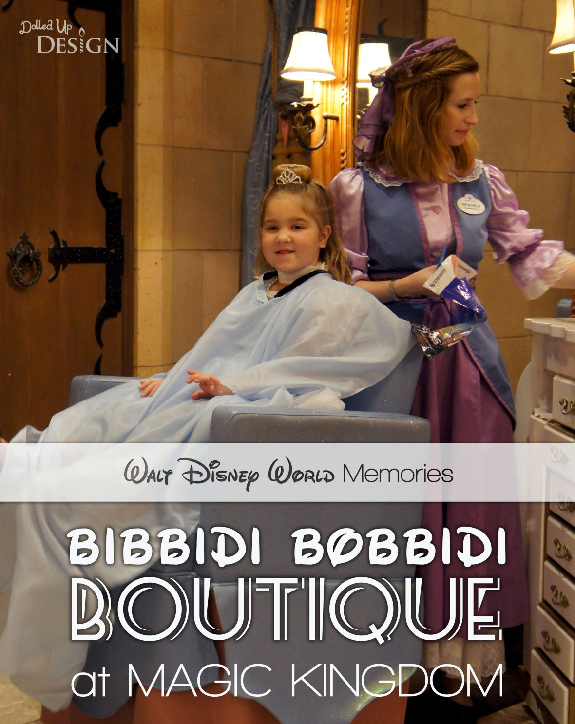 Bibbidi Bobbidi Boutique_Magic Kingdom