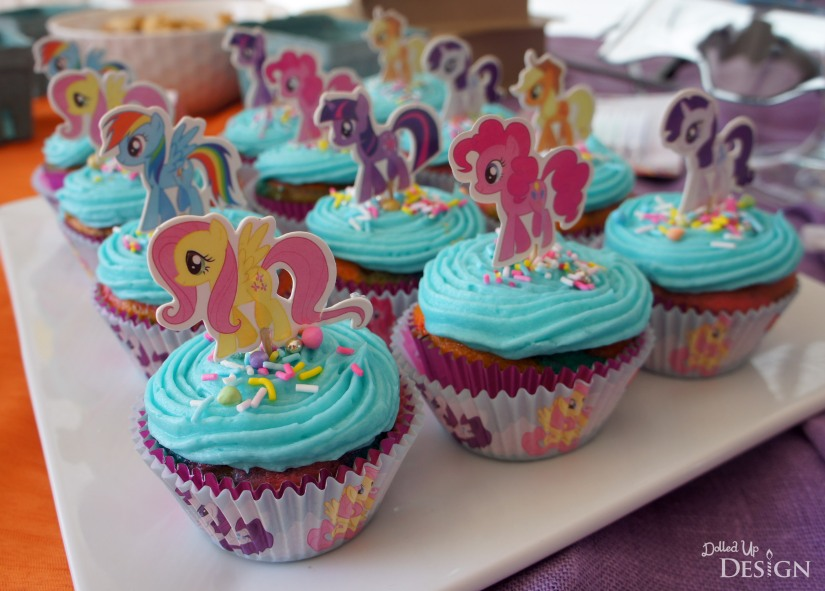 My Little Pony Equestria Girls Party _ Cupcakes