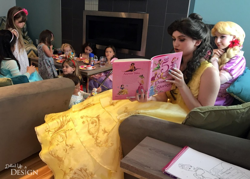A Princess Tea Party Playdate_Storytime
