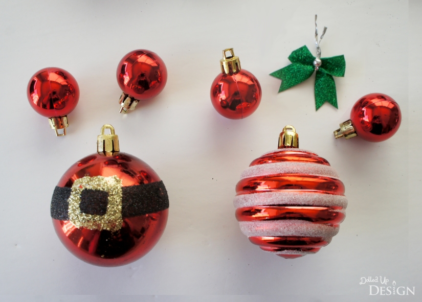 Mickey Mouse Ear Ornaments_Make It Yourself