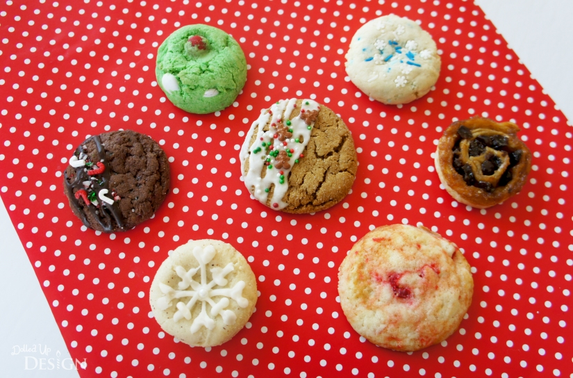 Freezing Christmas Cookies