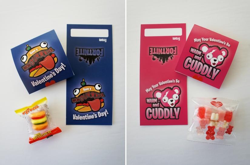 Fortnite Candy Inspired Valentine's Dolled Up Design